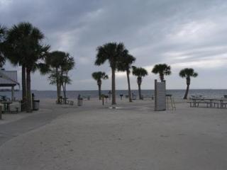 Cul de Sac Lakeside View Home Gulf Coast Florida near Hudson and Tarpon Springs