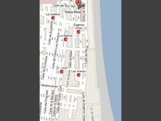 MALVARROSA HOME 50m BEACH, Valencia