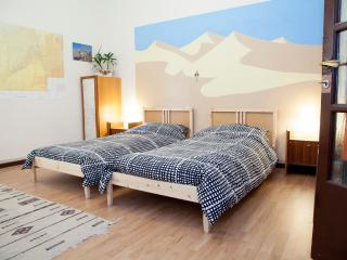 BB Ai tre leoni - room Sahara Dreaming, Como
