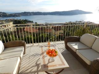 Villefranche Bay View