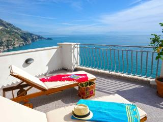 La Ulivella - Large Terrace overlooking the sea, Praiano