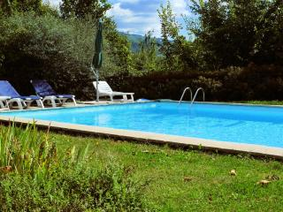 La Pallunga, pool, fine food, San Romano in Garfagnana