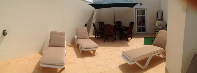 Private Top Terrace