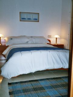 Double Bedroom with access to lovely sun terrace