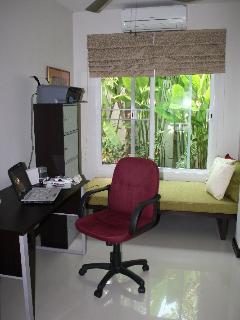 Study / third bedroom