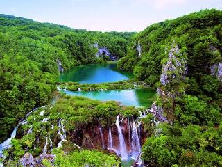 Plitvice Nature Inspired Holiday Home - Croatia, Plitvice Lakes National Park