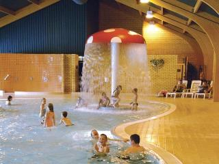 Indoor Pool where you will also find a sauna, steam room and jacuzzi