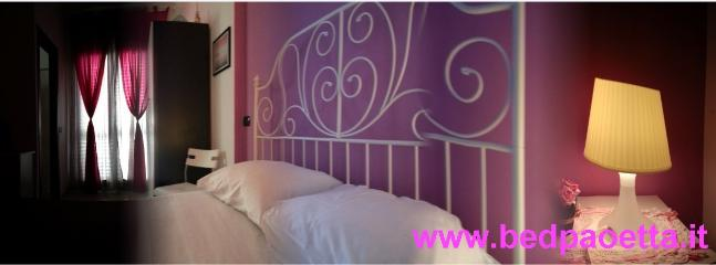 B&B PAOETTA - Fuxia Bedroom