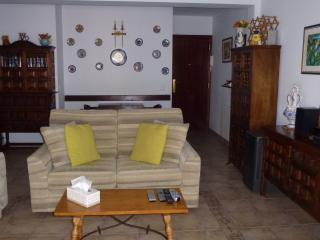 Lounge with dining area
