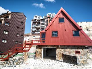 Sierra Nevada Ski exclusivo Chalet