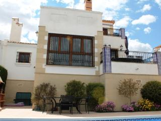 LF140 La Finca Villa with pool, Algorfa