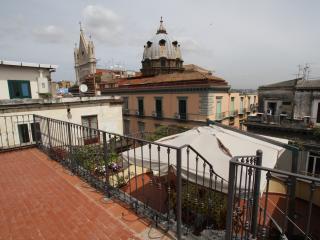 Re di Napoli Apartment - Napoli - Appartamentino sui tetti di Napoli, Naples