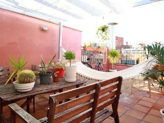 Fabulous Penthouse La Rambla 2 terraces