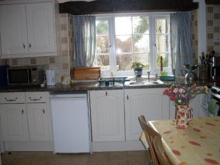 Gateham Cottage - Kitchen/diner with new fitted kitchen
