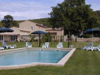 Domaine des Bartavelles situé en Provence, France, Taillades