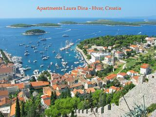 Laura Dina Apartments, Hvar