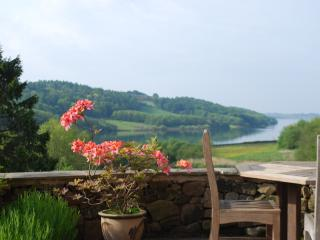 Lakeview Carsington Water-Fantastic views over the Lake, luxury cottage-sleeps8
