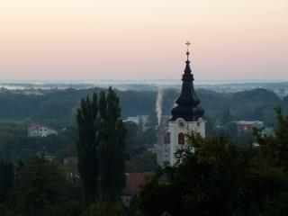 Morning view of Gornja Radgona