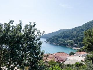 Apartment with stunning sea view, Saplunara