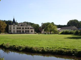 chateau de la coutanciere, Saumur