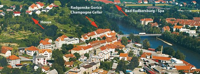 Gornja Radgona house location