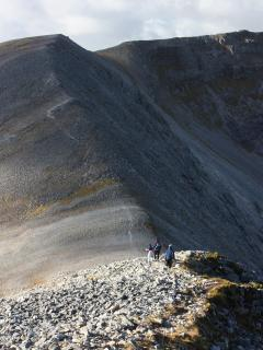 Heading for the top of Arkle