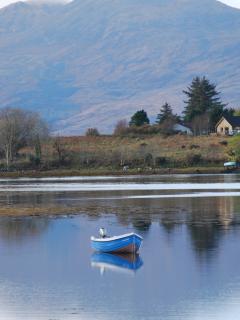 A calm Loch Long from Dornie