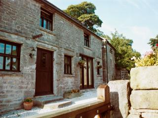 The Coach House - converted barn on working peak district farm