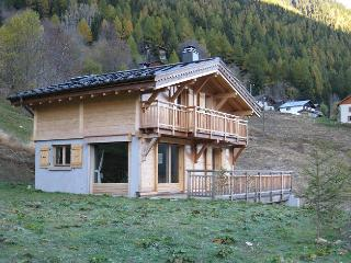 Chalet neuf tout confort, stan