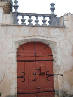 le portail intérieur