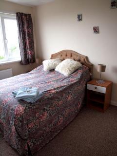 Second double bedroom.