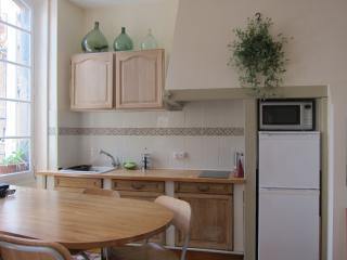 Airy kitchen diner