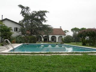 Luxury villa with large pool, Abano Terme
