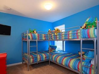 Dormitorio 4 - literas para 4