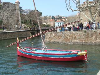 CIEL BLEU Cote de Vermeille, Collioure