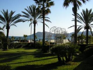 Cannes, front de mer