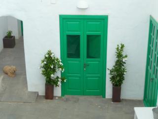 Haria – Habitación double al patio canario