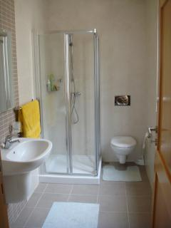 Ensuite in one of the Bedrooms