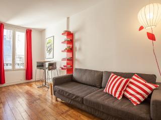 Studio neuf à Montmartre, Paris