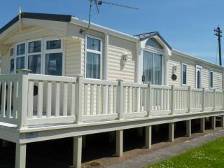 Blue Anchor Bay, near Minehead, Somerset - Static Caravan
