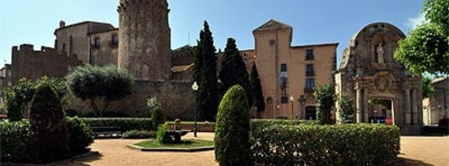 El Monestir de la Porta Ferrada y el  Museo Carmen Tyssen