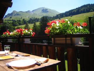 Chalet St-Olivier, Haute-Savoie