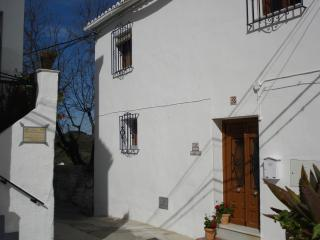 Front entrance to the deceptively spacious casita