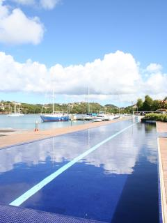 50m Olympic length swimming pool