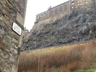 Lady Wynd, Old Town, Edinburgh