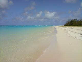 Pointe desny beach