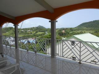 appt large terrace view stANNE, Martinique