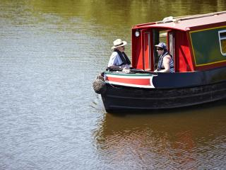 ABC Boat Hire, Worcester