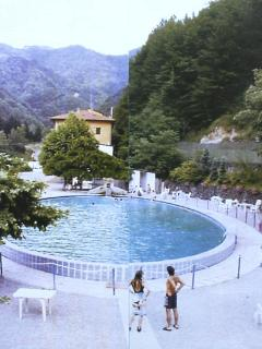 Swim in the Equi Terme - Natural Waters