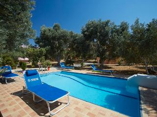 Villa Athina,in Cretan nature!